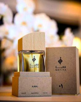 AJMAL QAFIYA 1 Eau De Parfum. Парфюмерная вода уни., 75 мл