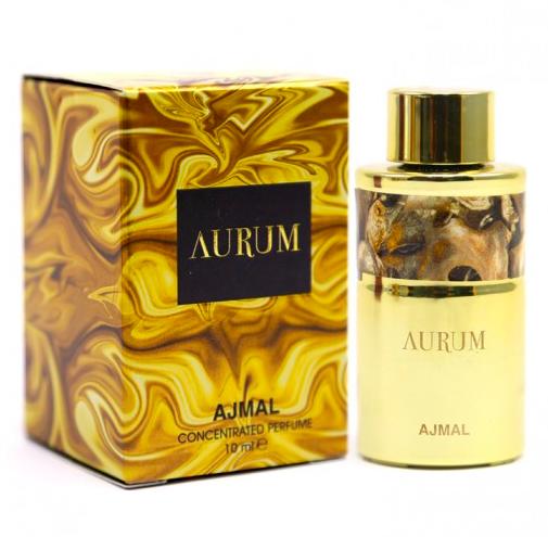 AJMAL AURUM  10ML CONCENTRATED PERFUME. Концентрированное парфюмерное масло, жен. 10 мл