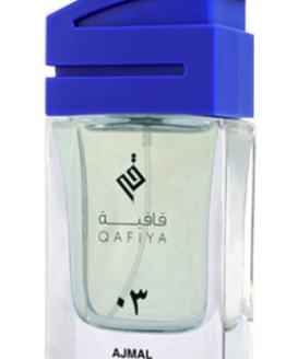 AJMAL QAFIYA 3 Eau De Parfum. Парфюмерная вода уни., 75 мл